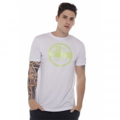 camiseta new era strap back branco h0083