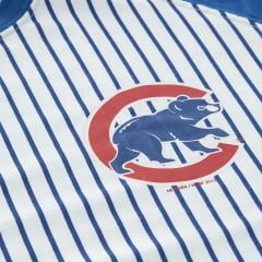 Camiseta New Era stripe Chicago Cubs