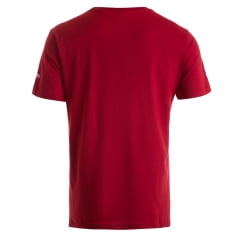 Camiseta New Era NBA Houston Rockets vermelha
