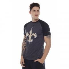 camiseta new era new orleans saints preta nfl