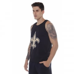 regata new era new orleans saints preta nfl