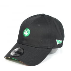Bone Boston Celtics New Era 9twenty preto
