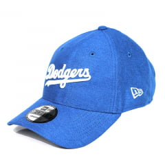 Bone Los Angeles Dodgers New Era 9forty strapback azul 64a058417a1