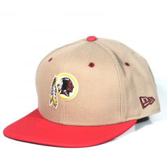 Bone Washington Redskins New Era 9fifty aba reta edfd0fa1cdc