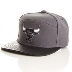 Bone Chicago Bulls Mitchell and Ness 6 panel