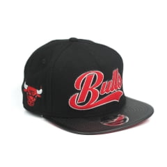 Bone Chicago Bulls New Era 9fifty letter felt