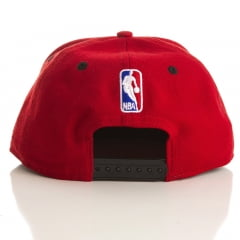 Bone Chicago Bulls New Era 9fifty rubber logo