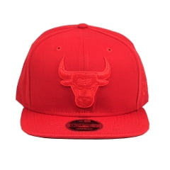 Bone Chicago Bulls New Era 9fifty tonal visor