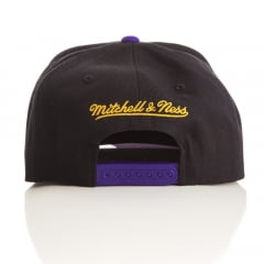 Bone Los Angeles Lakers Mitchell and Ness double