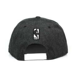 Bone Miami Heat New Era 9Fifty denim