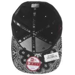 Bone New Era 9fifty New York Yankees bandana