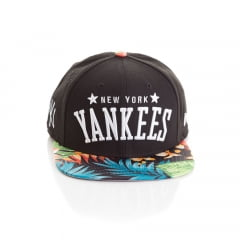 Bone New Era 9fifty New York Yankees team botanic