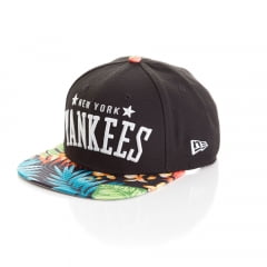 Bone New Era 9fifty New York Yankees team botanic 6693468096c