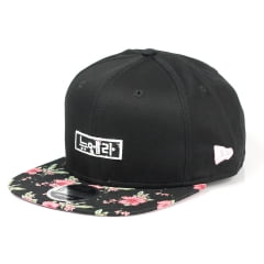 Bone New Era korea 9fifty visor floral