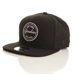 Bone New York Yankees New Era 9fifty blk