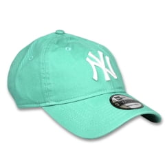 Bone New York Yankees New Era 9twenty verde claro