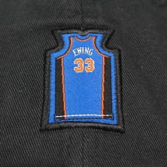 Bone Scottie Patrick Ewing Mitchell and Ness aba curva small jersey