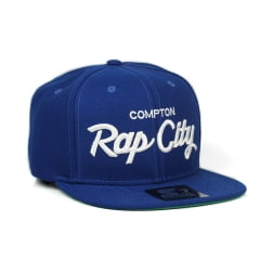 Bone Starter Compton Rap City aba reta azul