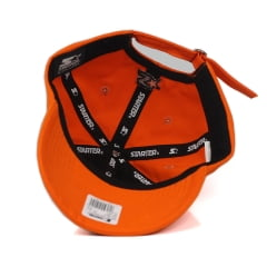 Bone Starter dad hat laranja