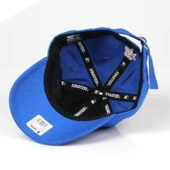 Bone Starter strapback retro azul