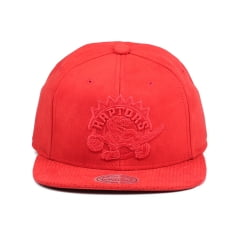 Bone Toronto Raptors Mitchell and Ness balance snapback
