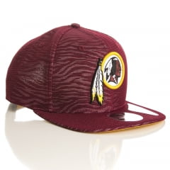 Bone Washington Redskins New Era 9fifty zebra