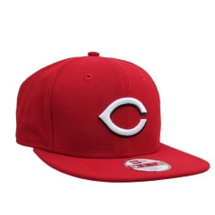 bone new era cincinnati reds 950 team color baisc