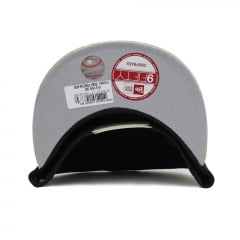 bone new era los angeles dodgers 950 snap foiler