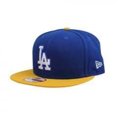 bone new era los angeles dodgers 950 2 tone league B