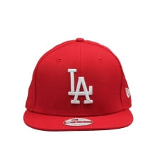 bone new era los angeles dodgers 950 scarlet