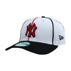 bone new era new york yankees 940 white