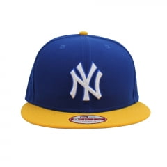 bone new era new york yankees 950 2 tone league B