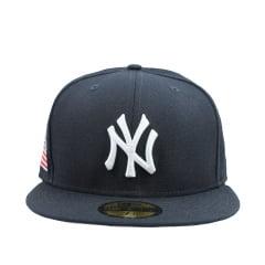 bone new era new york yankees 5950 american patch