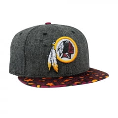 bone new era washington redskins satin special n118