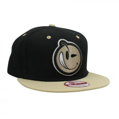 bone new era yums black gold 950