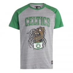 Camiseta Boston Celtics New Era hand
