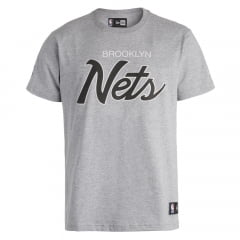 Camiseta Brooklyn Nets New Era retro