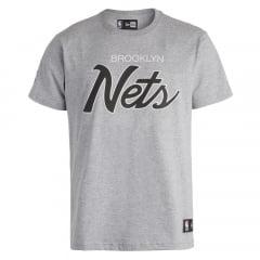 Camiseta Brooklyn Nets New Era retro