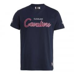 Camiseta Cleveland Cavaliers New Era marinho