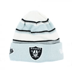 gorro new era oakland raiders winter tradition