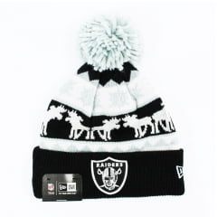 gorro new era oakland raiders the mosser