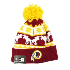 gorro new era washington redskins the mooser otc 076 688eef8450c