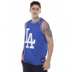 regata new era los angeles dodgers basketball tank