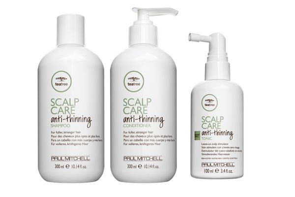 Kit Tea Tree Scalp Anti-Thinning  3 Produtos - Paul Mitchell