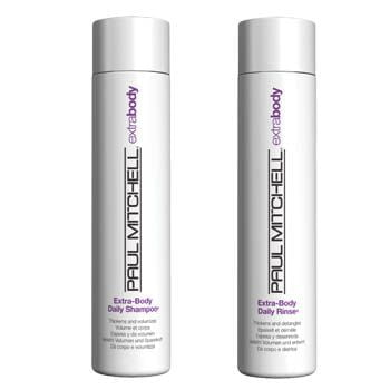 dupla extra body daily - paul mitchell