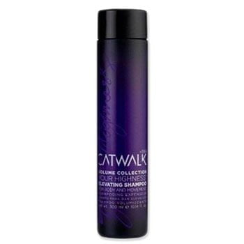 your highness elevating shampoo - catwalk