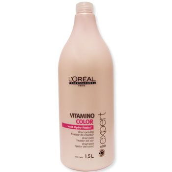 vitamino color - shampoo 1,5 litros - l`oréal