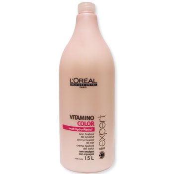 vitamino color - condicionador 1,5 litros - l`oréal