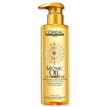 Mythic Oil Shampoo 250 ml - L`oréal