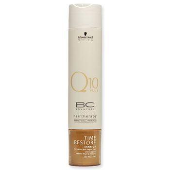 Bonacure Q10 Time Restore Shampoo - Schwarzkopf